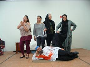 Sheltered Women Cast