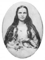 Francisca Lopez Kimball, an early traveler on the Santa Fe Grail from New Mexico to Missouri