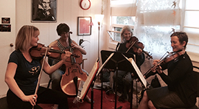 Pleiades String Quartet