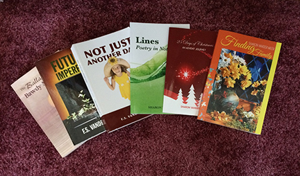 Books by Sharon Vander Meer