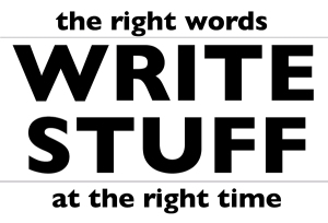 Write Stuff Logo