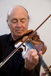 Jack Glatzer, Violinist