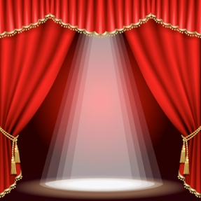 Curtain Time