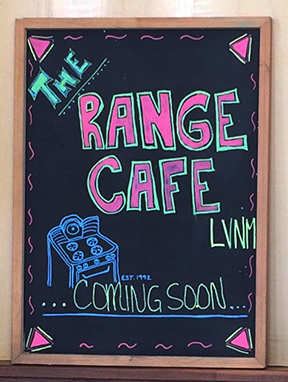 Range Cafe Las Vegas, NM